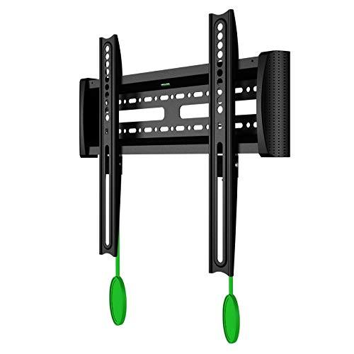 Best Choise Product nbc1-f 17インチ-37インチ ユニバーサル フラットパネル LCD LED TV ウォールマウント 超薄型 クイック取り付け 特許取得済 オートロック & アンロック   B07PQMYJX7