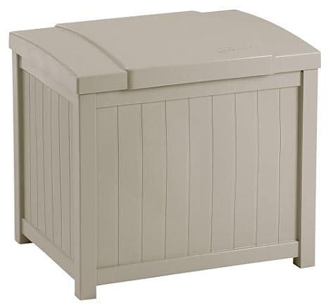 Amazoncom Suncast SS900 Storage Box Deck Boxes Garden Outdoor