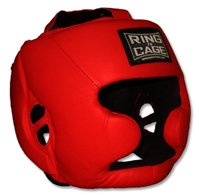 Kids Sparring Headgear-chin & cheek for Boxing, Muay Thai, MMA, Kickboxing