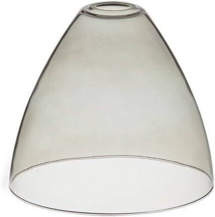 IKEA 403.330.59 Andmat - Lámpara de techo, diseño ahumado: Amazon.es: Hogar