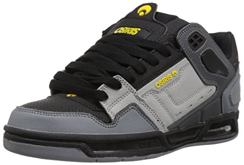 Charcoal Yellow Men Black Osiris Peril W7CcPHn
