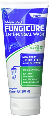FungiCure Anti Fungal Medicated Wash Ounce product image