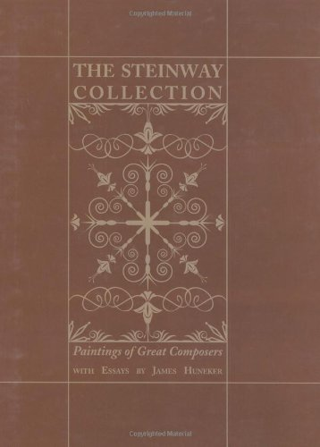 The Steinway Collection: Paintings of Great Composers