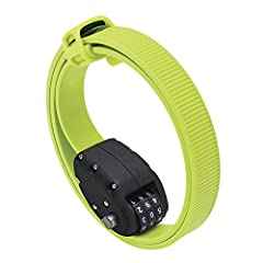 OTTOLOCK is made in the USA and is an all-new cinch lock for both cyclists and outdoor enthusiasts who value their gear and need a small, safe, and lightweight solution for their lifestyle. You will love this revolutionary cinch lock! OTTOLOC...