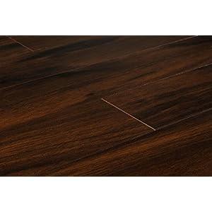 Dekorman Laminate Flooring, Chocolate Mocha
