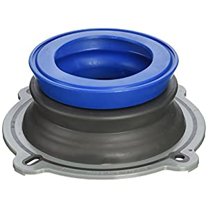 NEXT BY DANCO Perfect Seal Toilet Wax Ring   Wax-Free Toilet Seal   Toilet Installation & Repair (10718X)