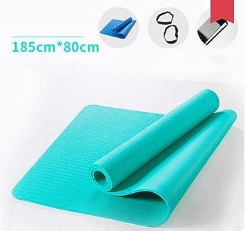 Colchón Yoga espuma TPE alfombra Fitness Cardio con bolsa ...
