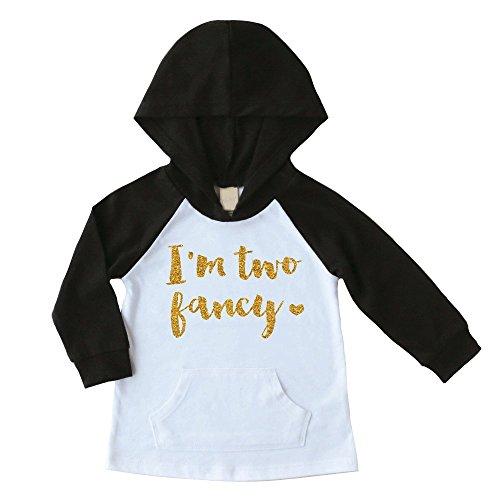 2 Black Toddler Sweatshirt - 9