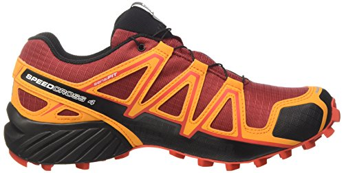 Speedcross fiery Colores 4 Re Marigold Salomon De Varios Zapatillas Running Para bright Hombre Gtx red Dalhia 6dcw1a