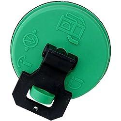 HonsCreat For Caterpillar (Cat) Locking Fuel Cap Diesel-Fits many models. 1428828 142-8828