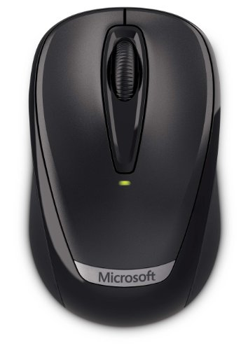 Microsoft Wireless Mobile Mouse 3000 (Mobile Mouse 3000 Usb)