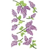 Jolee's Boutique Lovely Lilacs Stickers