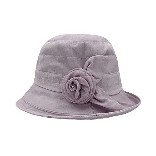 Fashion Vintage Rhinestone Billycock Headwear