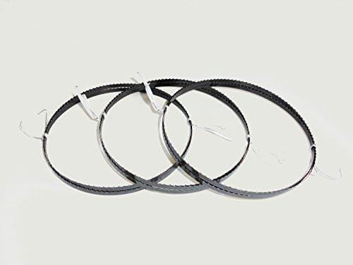2x  Bandsägeblatt Sägeband Sägebänder 1425 x 6 mm 6 Zähne Güde GBS 200
