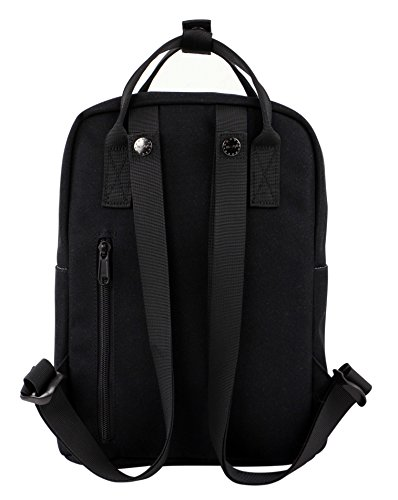 BESTIE 12'' Cute Mini Small Backpack Purse Travel Bag - Black by hotstyle (Image #4)