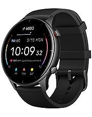 Amazfit-smartwatch gtr 2e, relógio inteligente com monitoramento da qualidade do sono, tela amoled de 2021 polegadas, 5 atm, para android, ios e alexa integrados, novo, 1.39