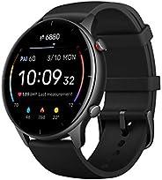 Amazfit-smartwatch gtr 2e, relógio inteligente com monitoramento da qualidade do sono, tela amoled de 2021 pol