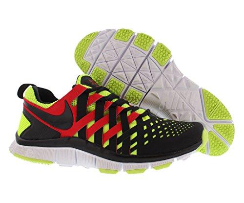 Nike Gratis Trainer 5.0 Nrg - Training Loopschoenen Sneakers - 579.813 Zwart / Zwart-volt-lt Karmozijn