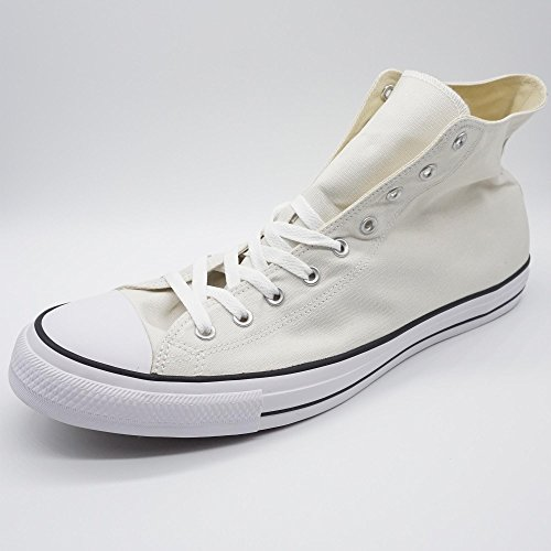 Converse Chuck Taylor All Star Hi Herren Sneaker Übergrößen Weiss