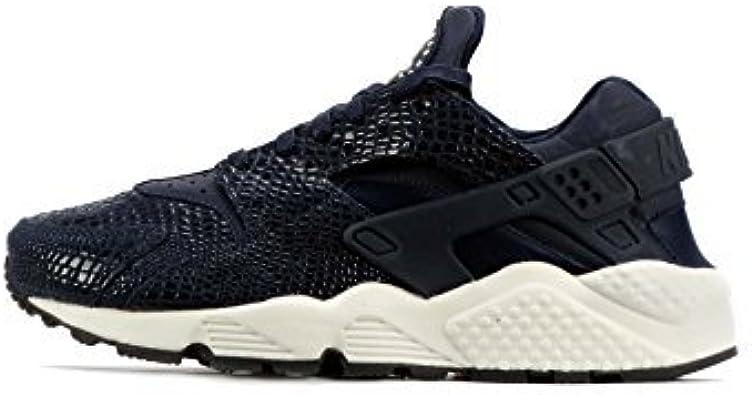 Nike Aire HUARACHE RUN estampado zapatos mujer: Amazon.es ...
