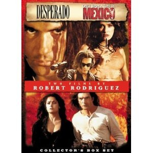 Double Feature- Desperado and Once Upon a Time in Mexico (Time Upon Once Watch A)