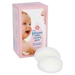 Johnson's Baby Nursing Pads 30 per pack Case Of 6