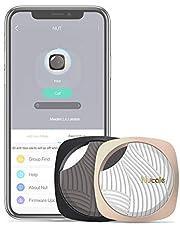 Sleutelvinder, Bluetooth Tracker Key Finder ondersteunt iOS/Android, Smart One Touch sleutelvinder wordt gebruikt om mobiele telefoons, portefeuilles, sleutels, koffers, huisdieren enz. te vinden.