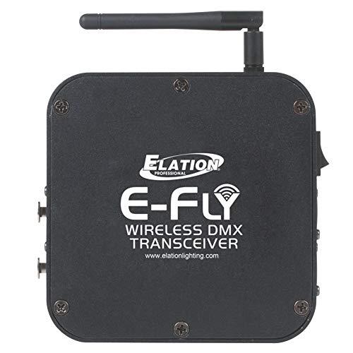 Elation E-Fly Transceiver Wireless DMX Transceiver ()