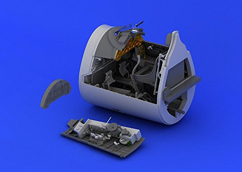 EDU632039 1:32 Eduard Brassin F4U-1 Corsair Cockpit Set (for use with the Tamiya model kit) [MODEL KIT ACCESSORY]
