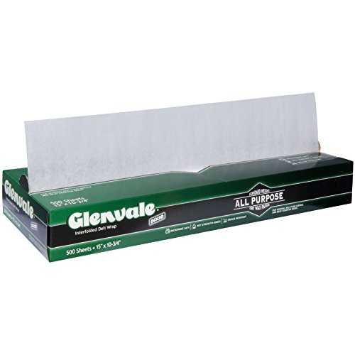 G15 Glenvale Papers Medium Interfolded