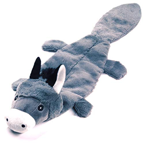 MigooPet Toys Sold Out (Donkey – 21.5″, Grey)