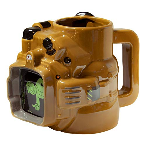 Fallout 3 Unique Apparel - Fallout Pip Boy Ceramic Mug |