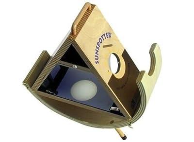 Telescope, Sunspotter, Folded- Keplerian, Project Star