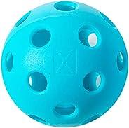 Franklin Sports X-26 Pickleballs - Indoor - 3 Pack - USAPA Approved - Blue (52901)