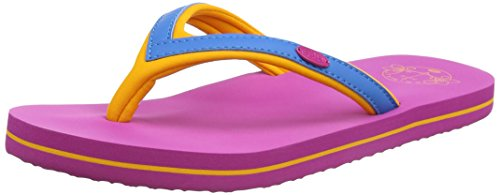Animal Swish Slim, Sandalias para Mujer Rosa (Indian Berry Pink)