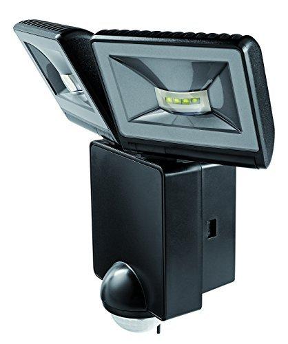 Theben Luxa 102â–Â Way LED Spotlight with Motion Sensor 140Â LED 16Â W 1020974by Theben