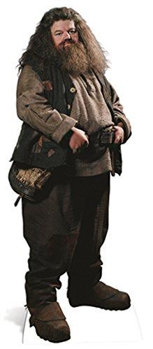 Star cutouts - Stsc643 - Figurine Géante - Hagrid Hermione - Harry Potter
