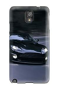 Hot Design Premium IvVhvFt8443LYcij Tpu Case Cover Galaxy Note 3 Protection Case(aston Martin Vanquish Wallpaper)
