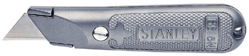 """Stanley Utility Knife Contractor Grade 5-1/2 """" Carded"""