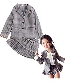 3b32fdcf2ddb2 Dorababy 子供服 ワンピース 卒業式 入学式 スーツ 女の子 フォーマル 結婚式 発表会 3