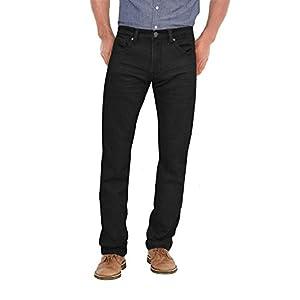 Agile Ethanol Mens Super Comfy Straight Stretch Knit Jeresy Denim Five Pocket Jean