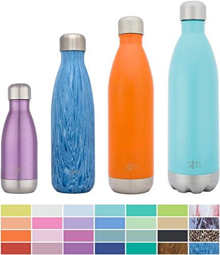 orange water bottles - 2