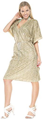 Costume Poncho Rayon Signore Tunica Verde Boho Maxi s62 Caftano Bagno Breve Casual Costumi Da Kimono Sundress Leela Coprire Abito Top Donne Spiaggia La 7wqfv58