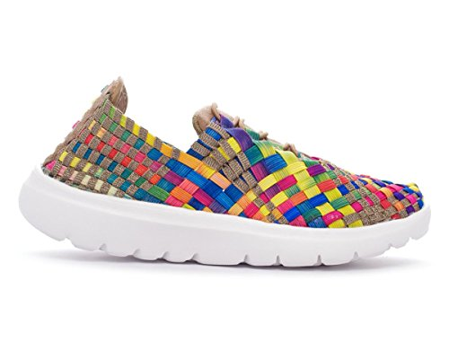 Grunland Elas donna, sintetico, sneaker bassa, 36 EU