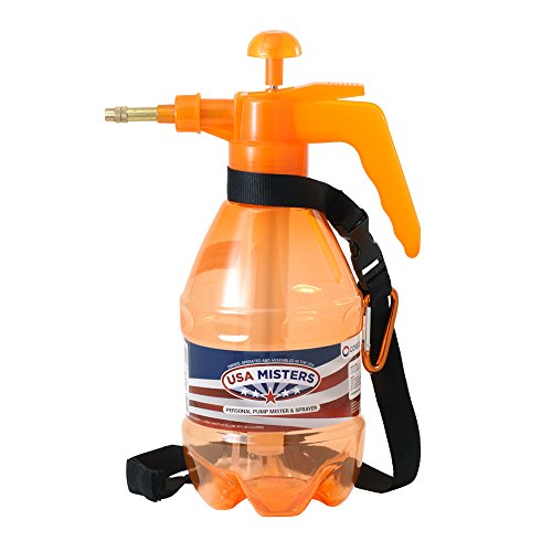CoreGear CLASSIC Mister USA Misters 1.5 Liter Personal Water Mister Pump Spray Bottle