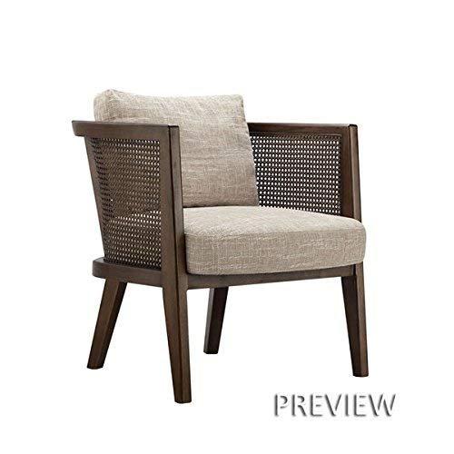 Ink+Ivy II100-0324 Sonia Accent Chair, 27'' W x 28.5'' D x 31.5'' H, Camel by Ink+Ivy (Image #3)