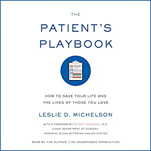The Patient's Playbook Audiobook