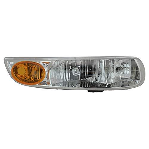 (Headlight Headlamp Passenger Side Right RH for Saturn S Series SL SW 4 Door)