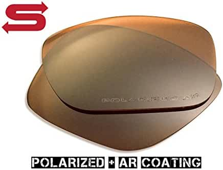BROWN Oakley Holbrook Lenses POLARIZED by Lens Swap. GREAT QUALITY & FITS PERFECTLY. Oakley Holbrook Replacement Lenses.
