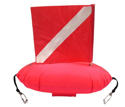 Scuba Choice Scuba Diving Spearfishing Inflatable Float and Dive (Inflatable Dive Float)